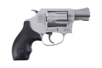 Smith & Wesson Model 637 Airweight .38 Special Revolver