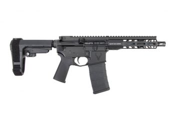 Stag Arms Stag-15 5.56 NATO SL Tactical Pistol - 7.5