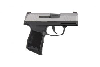 Sig Sauer P365 9mm Two-Tone Pistol - 10rd