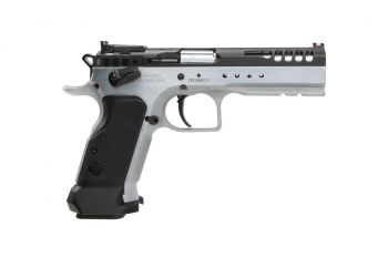 Italian Firearms Group (IFG) Tanfoglio Defiant Limited Master 9mm Large Frame Pistol - DuoTone 18rd