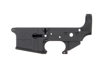 Orchid Defense Group OD-15 AR-15 Stripped Lower Receiver