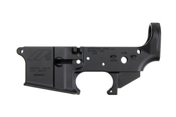 Airborne Arms AAM4 AR-15 Stripped Lower Receiver