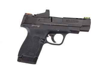 Smith & Wesson M&P Shield Performance Center M2.0 9mm w/4 MOA Red Dot Sight Pistol - 4