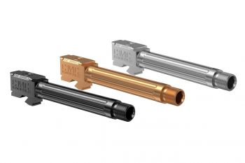 CMC Triggers Fluted Threaded Barrel For Glock 17