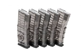 Elite Tactical Systems (ETS) AR-15 Magazine w/ Coupler - 30rd (5-Pack)