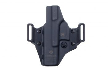 Crucial Concealment Right Hand Covert OWB Holster - For Glock 17/22