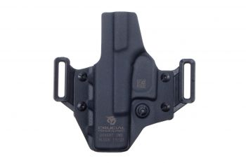 Crucial Concealment Right Hand Covert OWB Holster - For Glock 19/23