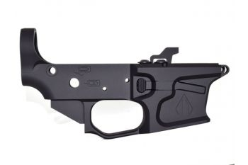 Gibbz Arms G9 Glock compatible Ambi Mag Release Lower Receiver