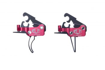Elftmann Tactical Match Pro Trigger with ELF PRO-LOCK Mounting System