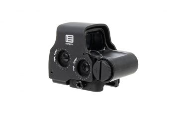 EOTech EXPS2-0 Holographic Weapon Sight w/ Green Reticle - Black