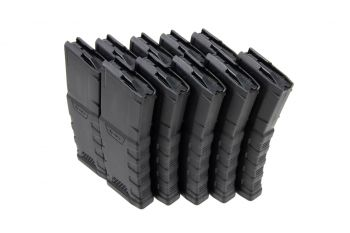 Mission First Tactical (MFT) EXD Polymer AR-15 Magazine - 30rd Black (10 Pack)