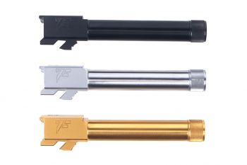 Faction Match Grade Conversion Barrel For Glock 23 to 19 - Threaded