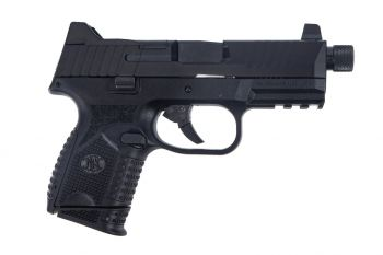 FNH USA 509 Compact Tactical 9mm Pistol - Black 10rd