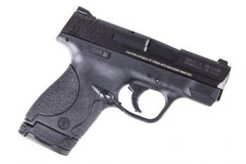 Smith & Wesson M&P Shield 9mm Pistol w/ Thumb Safety