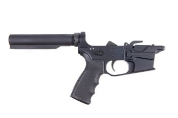 Complete PCC Lower - Large Frame for Glock w/o Stock