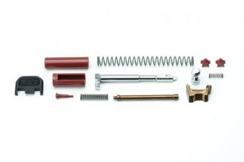 Polymer80 PF-Series Slide Parts Kit For Glock - Bronze/Red