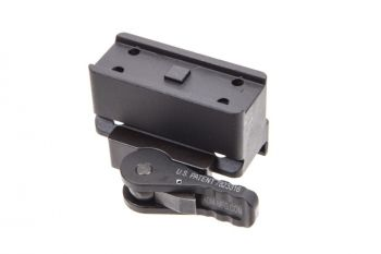 American Defense Aimpoint Micro T1/T2 Mount 1 Piece - Absolute Co-Witness