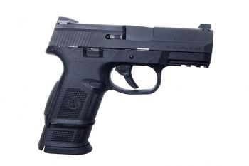 FNH USA FNS Compact 9mm Pistol - Black
