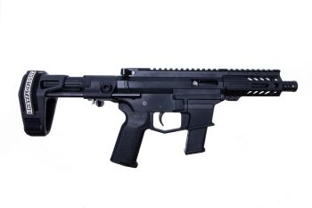 Angstadt Arms UDP-9 9MM Pistol with Maxim Brace - 4.5