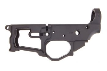 F-1 Firearms UDR-15-3G Style 2 Stripped Universal Billet Lower Receiver