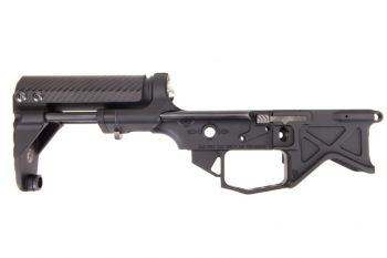 Battle Arms Development AR-15 Monolithic PDW Lower Receiver + Stock System - Stripped