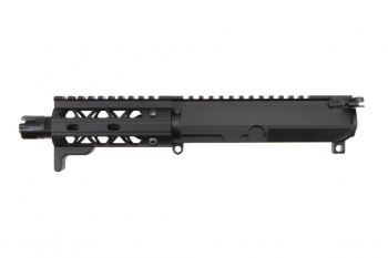 MVB Industries .45ACP Complete Billet Upper Receiver Assembly - 5.5