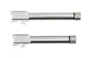 Grey Ghost Precision Match Grade Threaded Barrel For Glock - Stainless Steel