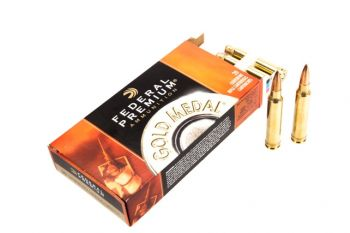 Federal FGMM Ammo 300 Winchester Magnum 190gr SMK 20 rounds