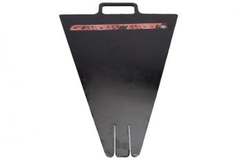 Guardian Target Triangle Plate