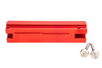 ODIN Works Vice Block-Red