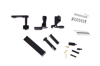 CMC Triggers AR-15 Lower Parts Kit W/O Fire Control Group & Grip