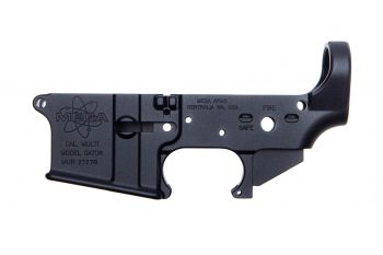 MEGA Arms AR15 Forged Lower Receiver