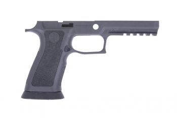 Sig Sauer GRIP MODULE Assembly FULL SIZE 320 X-Series w/ Funnel & Weight - Grey Medium