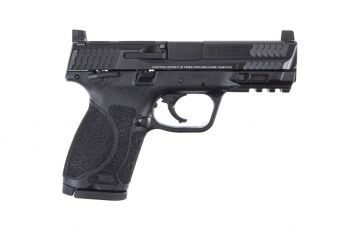 Smith & Wesson M&P9 M2.0 Compact Optics Ready 9mm Pistol w/ Manual Safety - 15rd