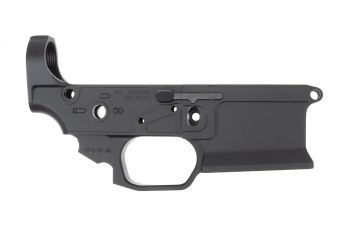 Sharps Bros Livewire Forged Ambi Lower Receiver
