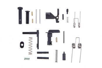 Sharps Bros AR-15 Lower Parts Kit W/O Fire Control Group & Grip