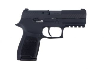 Sig Sauer P320 Compact .357 Sig Pistol with Night Sights