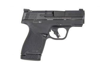 Smith & Wesson M&P Shield Plus 9mm Pistol w/Night Sights - 13rd