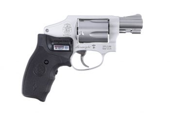 Smith & Wesson Model 642 Airweight Lasergrip 38 Special Revolver - 1.875