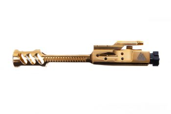 Iron City Rifle Works G3 Competition Enhanced BCG - C4V (Gold)