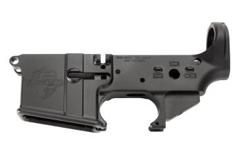 Tactical Edge Arms Warfighter Forged Stripped Lower Receiver