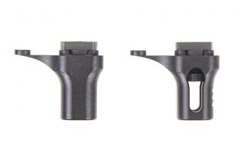 Valhalla Tactical Indexable Barricade Stop (#IBS) - Black