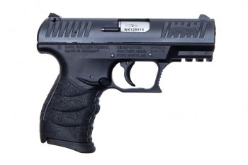 Walther CCP M2 9mm Pistol - Black - Law Enforcement Only