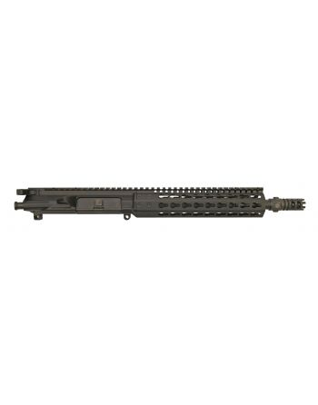 Grey Ghost Precision 300 BLK Keymod Upper 10.5""