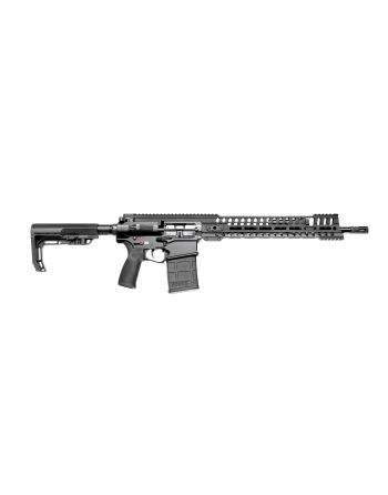 "Patriot Ordnance Factory (POF) P6.5 Edge 6.5 Creedmoor Rifle - 16.5"" Black"