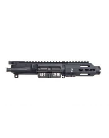 Stern Defense AR 9mm MOD4 MLOK Complete Upper - 4""