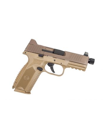 FN 509 Tactical 9mm FDE 24rd NS TB