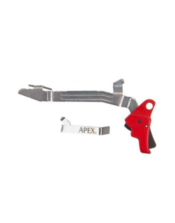 Apex Tactical Action Enhancement Kit for Gen 5 Glock Pistols - Red