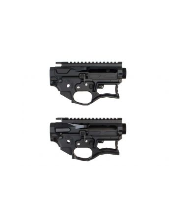 Ascend Armory AR-15 Matched Billet Receiver Set Skeletonized - 6061 (LIMITED EDITION)