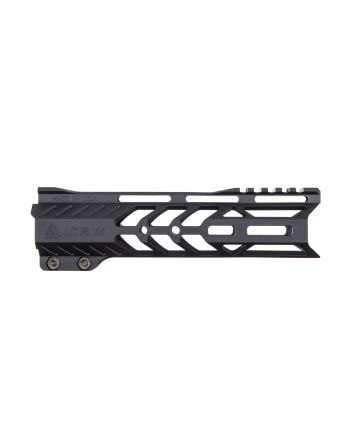 Iron City Rifle Works AR-15 BERSERKER LITE Rail - 8""